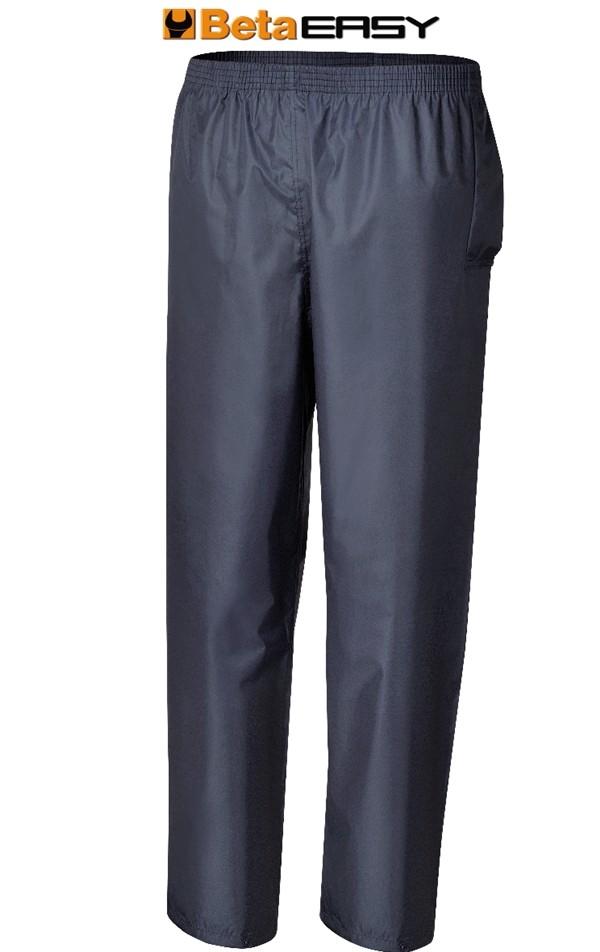 Beta 079710000-7971E Xs-Pantalon Impermeable Azul