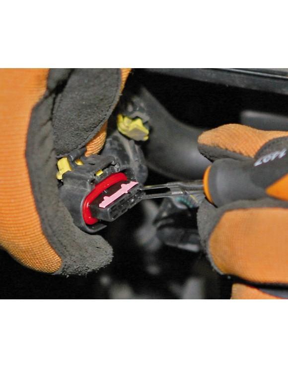 SURTIDO 23 HERRAMIENTAS CONECTORES ELÉCTRICOS 1497 /C23