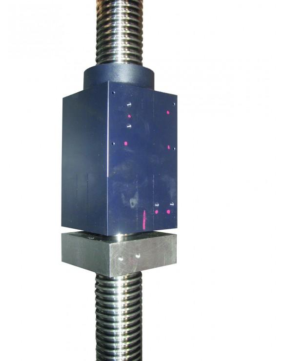 Elevador 2 columnas sin base (5TN) mod. 300S