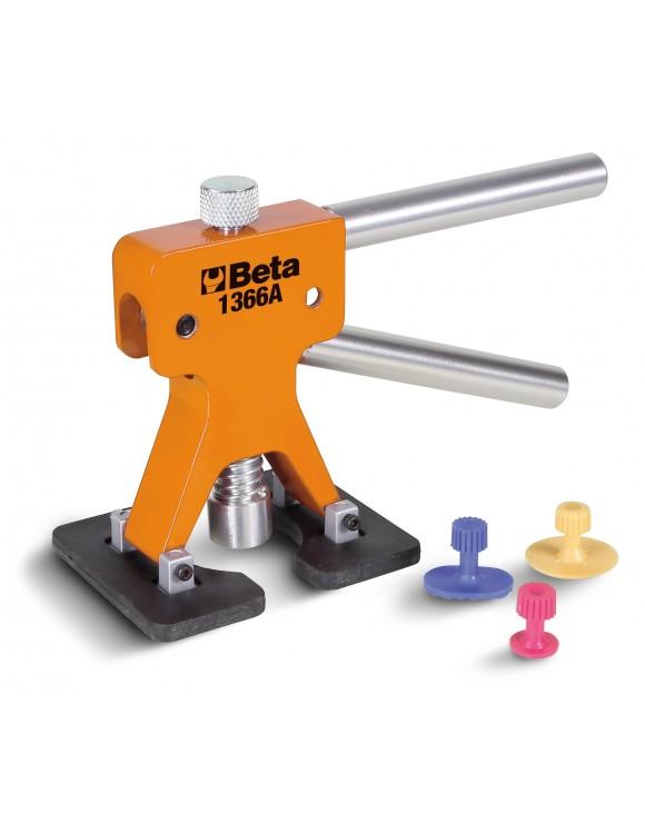Milatools herramienta para quitar abolladuras con kit de 19 ventosas de pl stico 1366a - Quitar gotele plastico ...