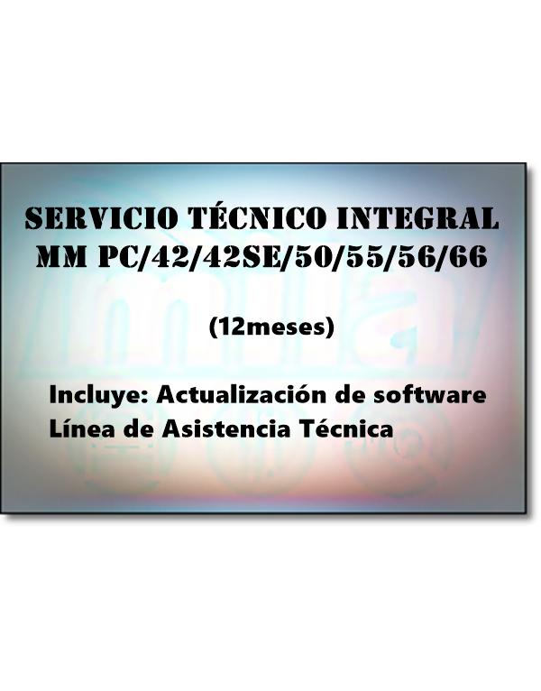 SERVICIO TÉCNICO INTEGRAL MEGA MACS PC / 42 / 42 SE / 50 / 56 / 66