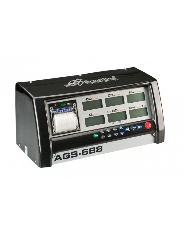 ANALIZADOR DE GASES DE ESCAPE AGS-688